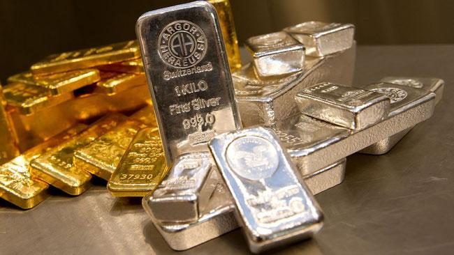 Silber gegen Gold