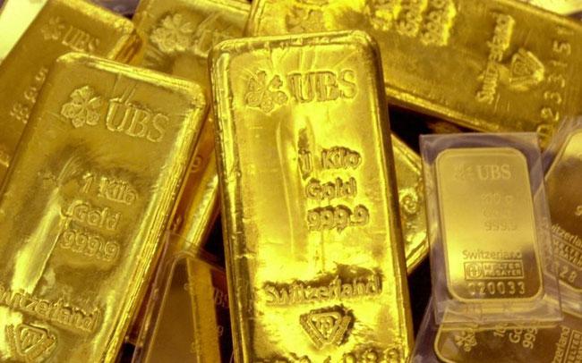 1 kg Goldbarren der UBS