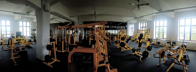 Temple Gym Dresden