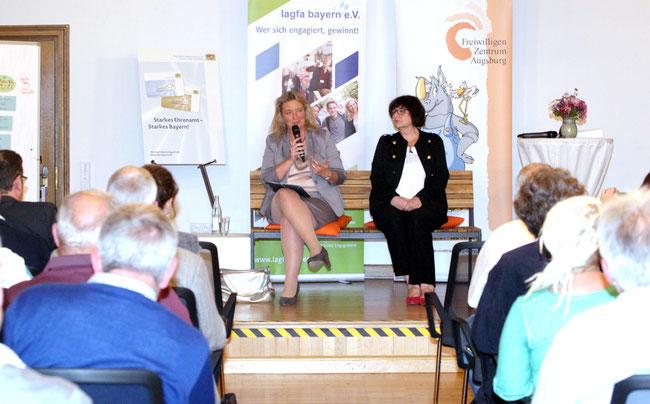 Freiwilligen-Zentrum Augsburg - Foto: Annette Zoepf