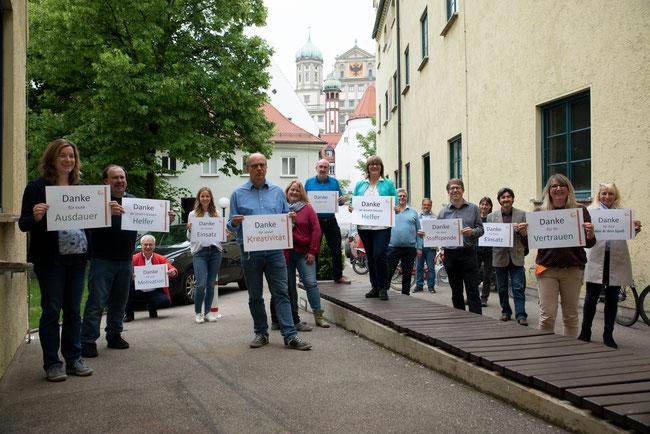Freiwilligen-Zentrum Augsburg - Foto: Thomas Keller
