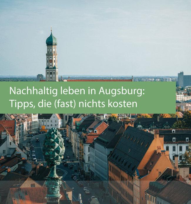 Nachhaltig leben in Augsburg - Hochschule Augsburg - Freiwilligen-Zentrum Augsburg