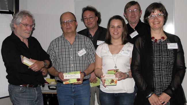 Projekt change in wurde vorgestellt von Hermann Stuhler und Ulrico Ackermann am 03.06.2016 in Hamburg - Foto: Freiwilligen-Zentrum Augsburg