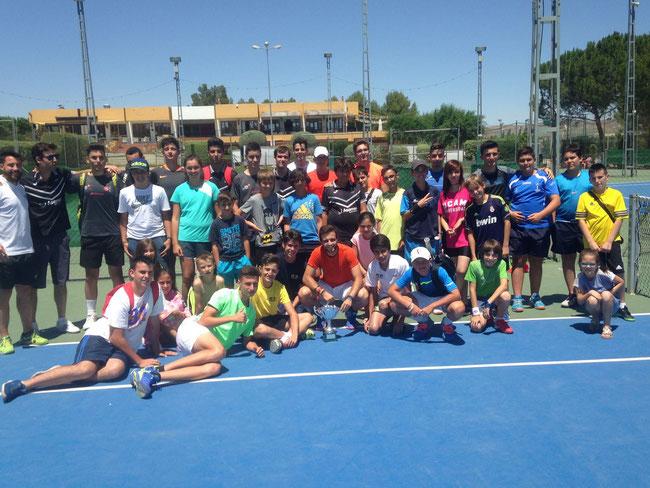 Club Tenis Cehegín en Yecla Club de Tenis. Deporte Cehegín.