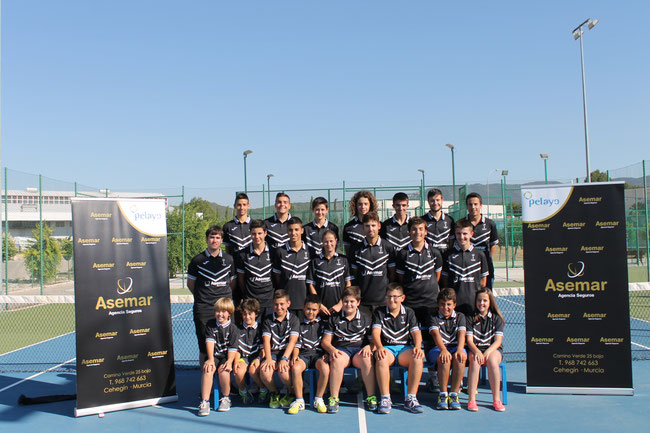 Club Tenis Cehegín. Deporte Cehegín.