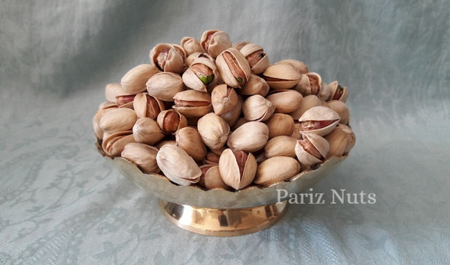 Jumbo Pistachio Kaleghouchi Pariz Nuts