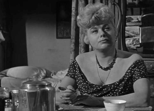 Shelley Winters in A Patch Of Blue