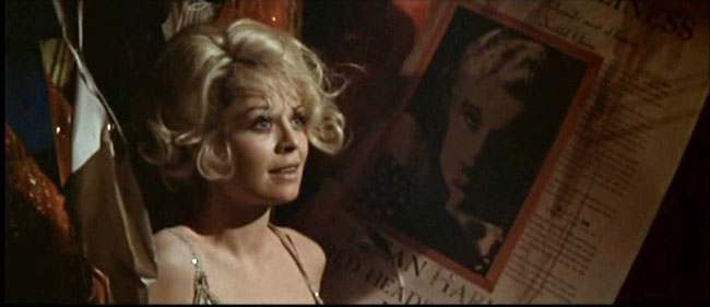 Susannah York in They Shoot Horses, Don't They?
