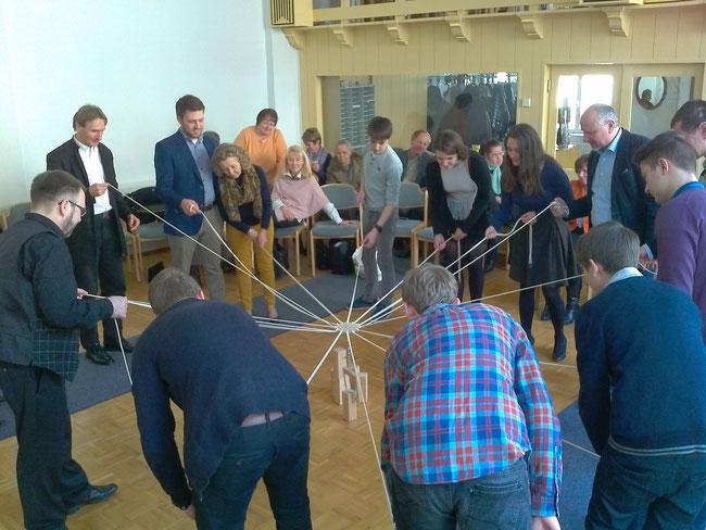 Gemeinschaft Celle Adventisten Kommunikation Kirche