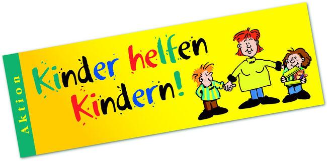 Aktion Kinder helfen Kindern Logo Celle Niedersachsen 2017