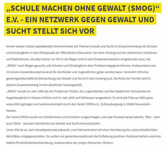 Quelle: www.smogline.de