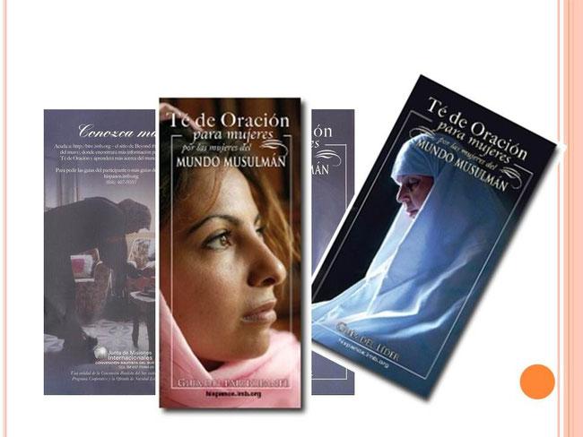 Té de Oración por las Mujeres del Mundo Musulmán