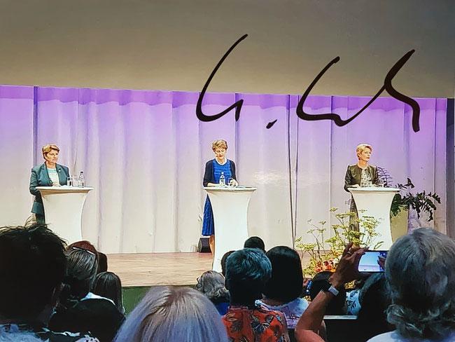 Autograph Karin Keller-Sutter Autogramm