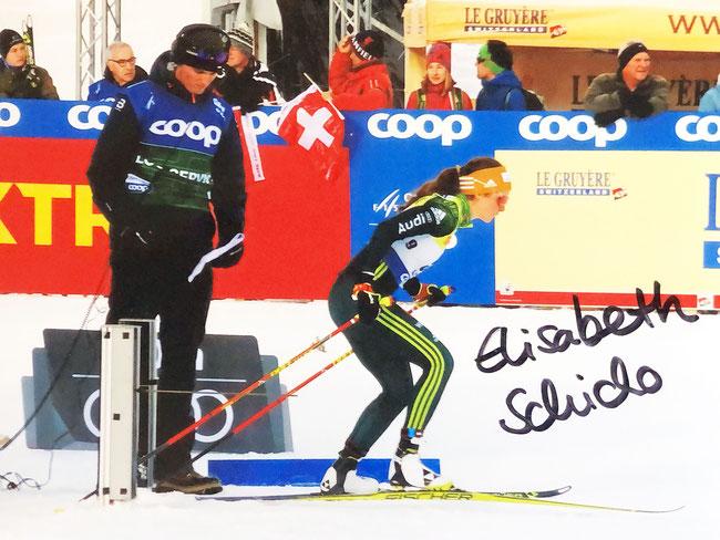 Autograph Elisabeth Schicho Autogramm