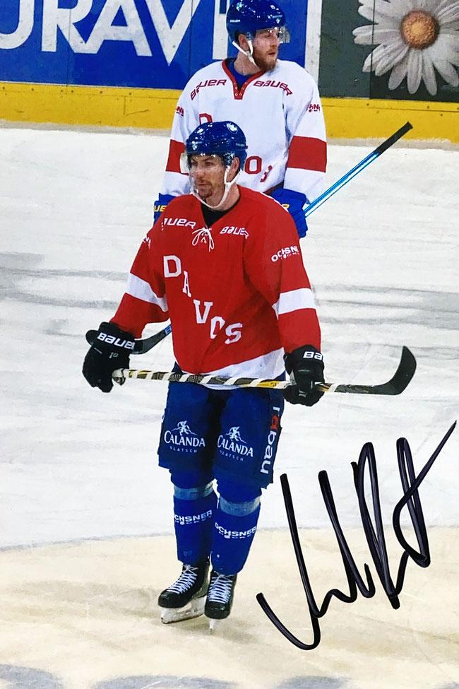 Autograph Anton Rödin Autogramm