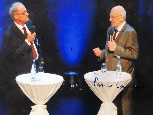 Autograph Pascal C ouchepin Autogramm