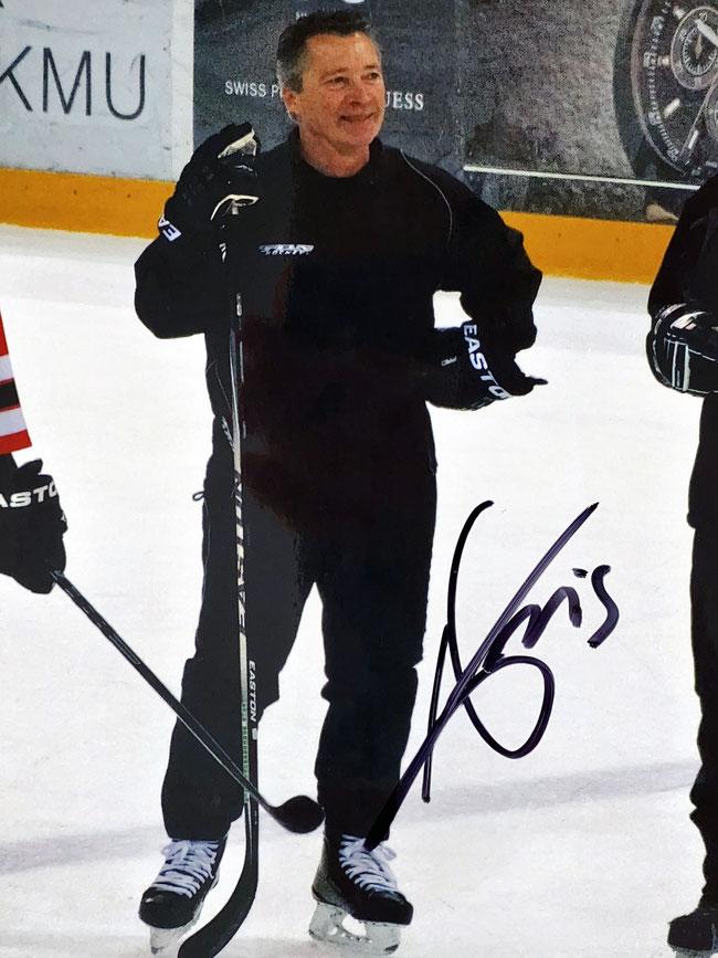 Autograph Harold Kreis Autogramm