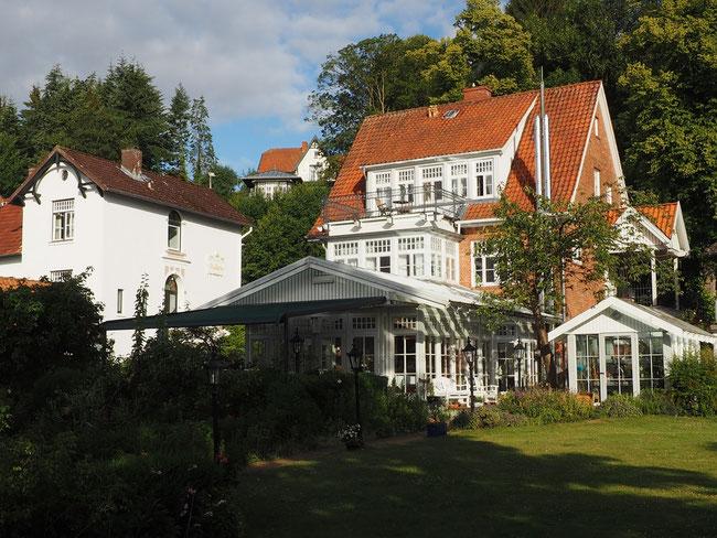 Foto- und Filmlocation Villa Martha und Villa Bertha