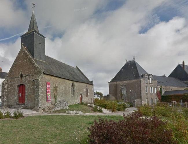 Chapelle Saint-Michel Guérande © Google Maps