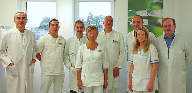 Fachübergreifende Behandlung von Tumorerkrankungen in Daun