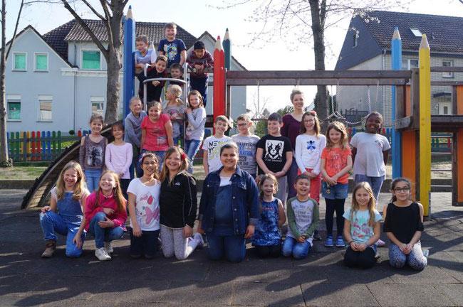 Klasse 3b | Frau Meier