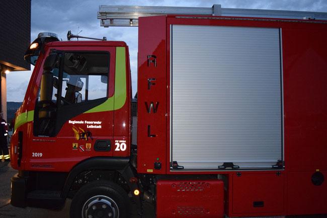 Pikettfahrzeug Iveco Eurocargo / 4x2 / 8'400kg