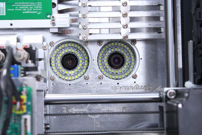 Old V1 controller bottom cameras