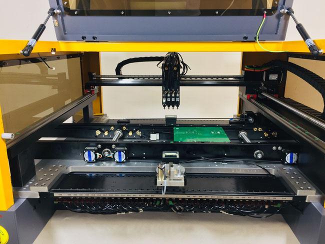 SMALLSMT Pick & Place machine Bestückungsautomat Prototypen CL Feeder