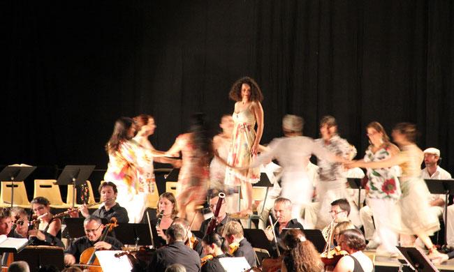 Carmen de G. Bizet Ensemble Artemus 2011 Catherine Séon Philippe Noncle mise en scène J. Gomez