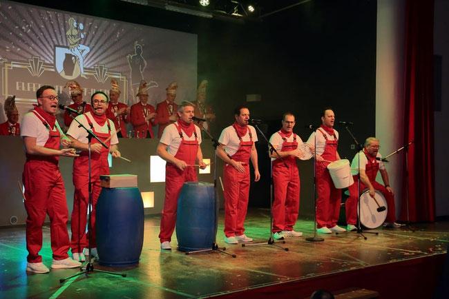Die Krumme Zingenöhl – a-cappella und beste Comedy