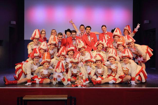 DAS Rot-Weiss-Ballett