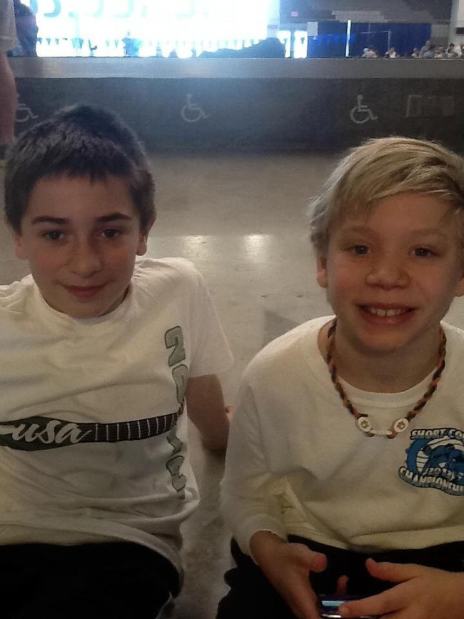 Cole and Colby-Greensboro Aquatic Center-ESSZ Championships