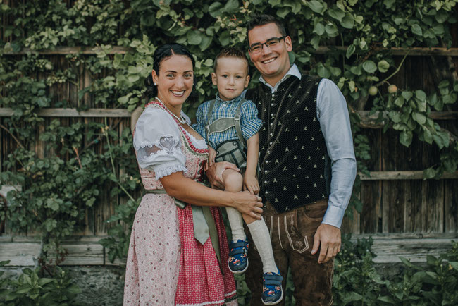 Julia, Fabian und Johannes Tiefenthaler