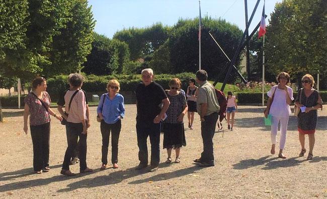 14 septembre Toulouse, inauguration de la statue de Frédéric Mistral- petit raccord