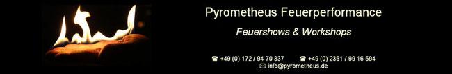Pyrometheus aka Markus Schmidt
