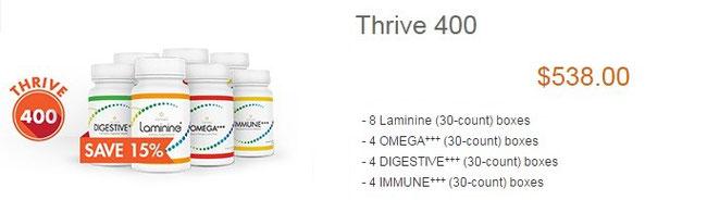 Thrive 400