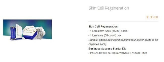Skin Cell Regeneration