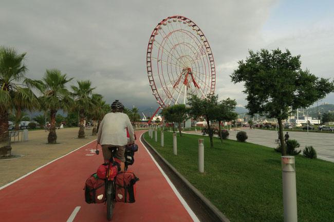 Uferpromenade von Batumi