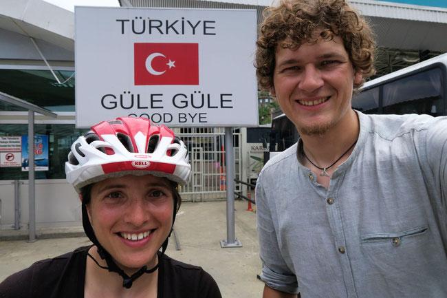 Güle Güle Türkiye