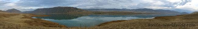 Wasserreservoir Toktogul
