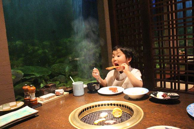 ルネッサンス リゾート オキナワ 沖縄 子連れ レストラン