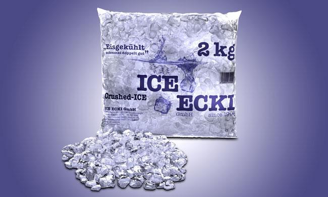 ICE Ecki Crushed Eis