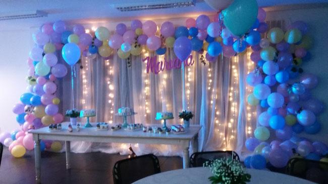 Resultado de imagen para decoracion globos