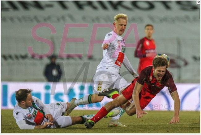 23.2.2019 FC Admira Wacker v FC Wacker Innsbruck 3:0 (2:0)