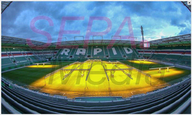 11.2.2019 SK Rapid media Event kick off in the spring of 2019