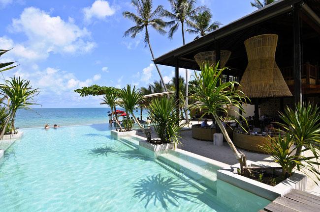 Hochzeitsreise nach Thailand (Foto von Anantara Hotels)