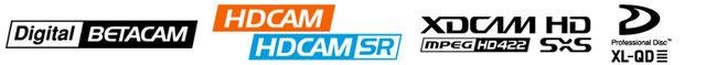 xdcam プロフェッショナルディスク cm入稿 cm納品 xdcam 納品 DVCAM miniDV HDCAM-SR prores hdcam betacam umatic uマチック 8mm hi8 ハイエイト vhs betamax ベータ 8ミリ シブサン hdcamsr デジベ デジタルベータカム デジベ ベータカム ベーカム Hi8 hi8 ハイエイト