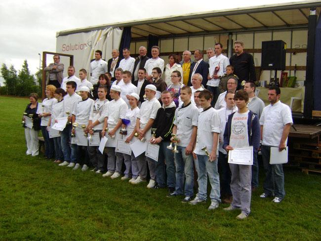 Concours du pain 2012 - Les Primés