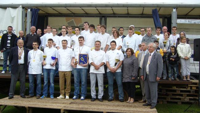 Concours du Pain 2011 - Les Primés