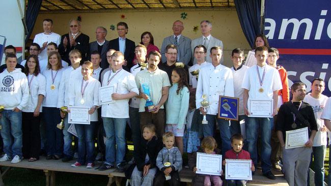 Concours du Pain 2010 - Les Primés